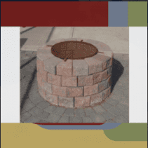 StackStone® & RomanStack® Fire Pit Kit